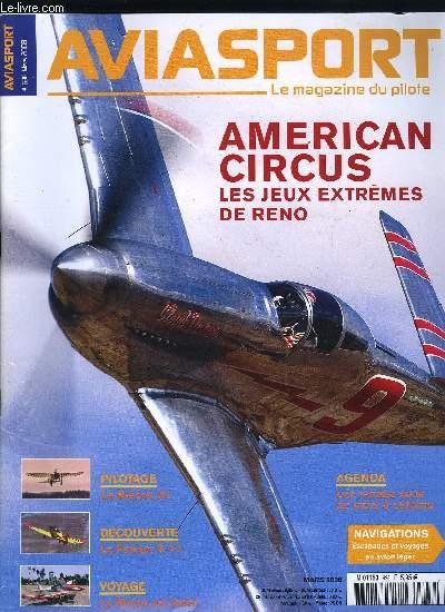 AVIASPORT N° 636 - D'Egypte a Reno, l'itinéraire d'un Yak né tchécoslovaque, Des surveillances fictives mais très couteuses, Furio, dans le sillage du Falco, Le programme du musée de l'Air et de l'Espace, Les ULM professionnels s'exposent