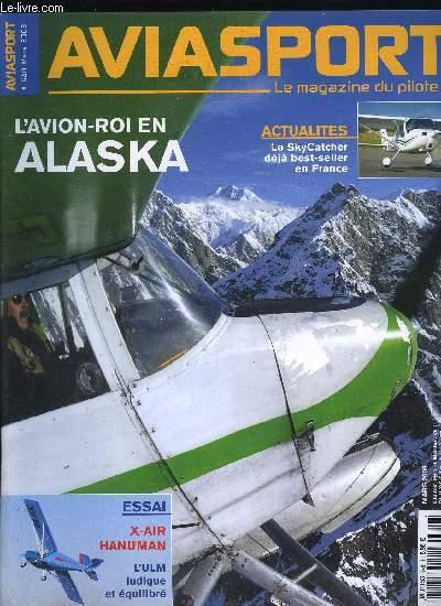 AVIASPORT N° 648 - Le caudron C-460 Rafale ressuscité aux USA, Règles de l'air et règles de l'art, Marc Vanel aviateur, La norme américaine devance l'européenne, L'EASA a certifié le coursier de Cessna, Un moteur et des commandes pour repartir