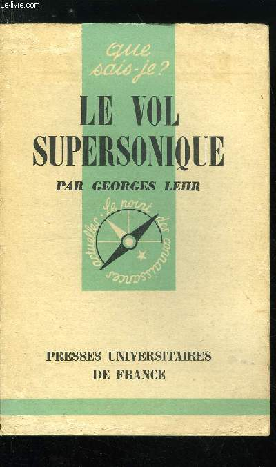 LE VOL SUPERSONIQUE