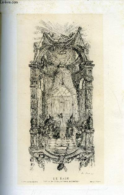 GAZETTE DES BEAUX-ARTS VINGT-TROISIEME ANNEE LIVRAISON N° 3 - Le chateau de Chantilly et ses collections (4e article) par Georges Lafenestre, Le salon de 1881 : la sculpture par Jules Buisson, Auguste Mariette, esquisse de sa vie et de ses travaux