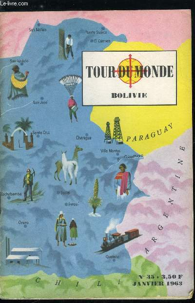 Tour du monde n° 35 - Bolivie