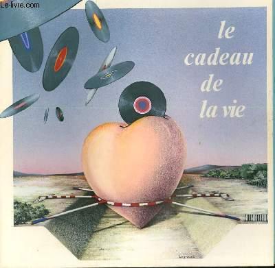 DISQUE VINYLE 33T UNE CHANSON DE C. DUMONT / L'INDIFFERENCE DE G. BECAUD / LA FACE CACHEE DE NOTRE AMOUR DE J. CLERC / JAMAIS CONTENT DE A. SOUCHON / PETIT RAINBOW DE S. VARTAN / WE ARE THE CHAMPIONS DE QUEEN ....