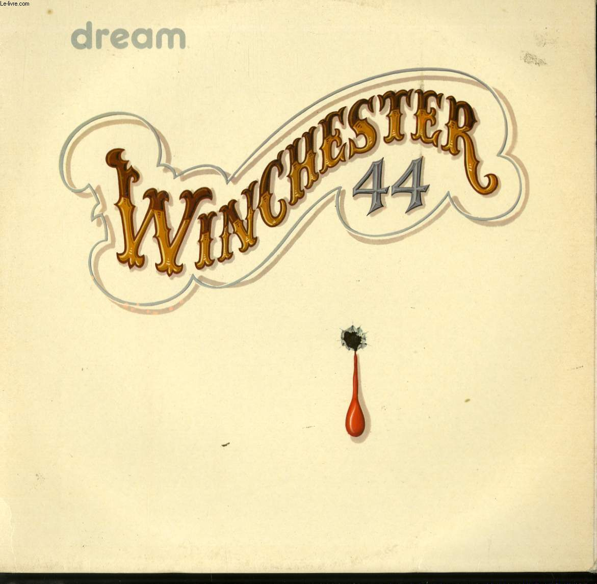 DISQUE VINYLE 33T DREAM. LET'S MAKE LOVE TOGETHER.