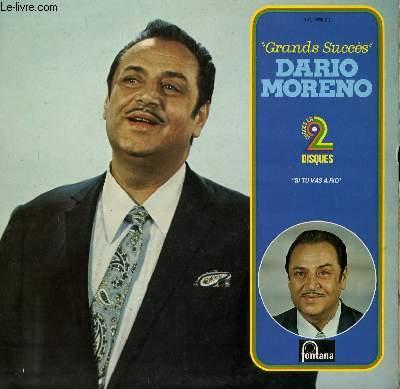 2 DISQUES VINYLE 33T SI TU VAS A RIO / AMOR, AMOR, AMOR / PLEGARIA / TOUT L'AMOUR / LA BAMBA / EL MANISERO / DANSONS MON AMOUR / PAPITA DE MAJORCA / SEUL / QUAND ELLE DANSE / LA MARCHAND DE BONHEUR / EXODUS...