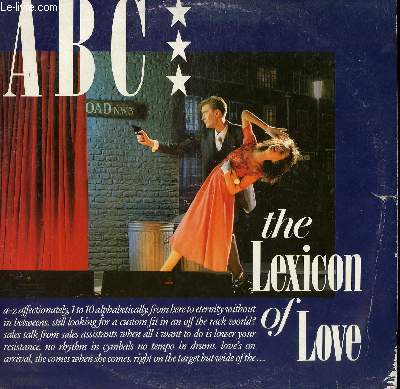 DISQUE VINYLE 33T SHOW ME / POISON ARROW / MANY HAPPY RETURNS / TEARS ARE NOT ENOUGH / VALENTINE'S DAY / THE LOOK OF LOVE....