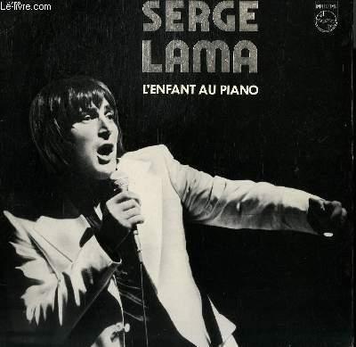 Serge Lama - L'Enfant Au Piano