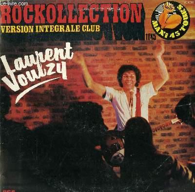 Disque vinyle maxi 45t rockcollection version integrale for Laurent voulzy le miroir