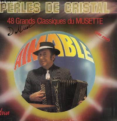 2 DISQUES VINYLES 33T DISQUE 1: REINE DE MUSETTE AUBADE D'OISEAUX, JOYEUX ROSSIGNOL BAGATELLE, MON COPAIN LE BOUGNAT LA BONNE CADENCE,  PERLE DE CRISTAL LES TRIOLETS, LE MERLE CHANTE LE MERLE ACROBATE. DISQUE 2: PLAISSANCE FOX POLKA DES AS, MUSETTE BOY .