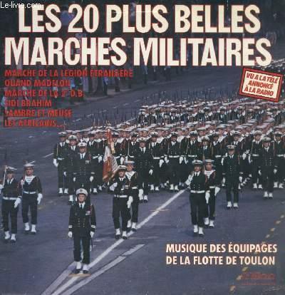 qualité supérieure acheter de nouveaux code promo Disque vinyle 33t marche de la legion etrangere, hymne de l4infanterie de  marine, quand madelon, marche de la 2e d.b, st cyr, joyeyx trompette, ...