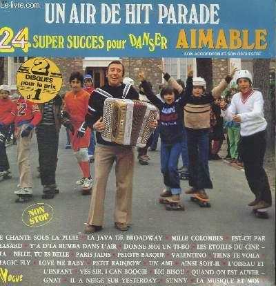2 DISQUES VINYLES 33T DISQUE 1: JE CHANTE SOUS LA PLUIE, LA JAVA DE BROADWAY, MILLE COLOMBES, EST-CE PAR HASARD, Y'A D'LA RUMBA DANS L'AIR, DONNE MOI UN TI-BO, LES ETOILES DU CINEMA, BELLE TU ES BELLE. DISQUE 2: MAGIC FLY, LOVE ME BABY, BIG BISOU, SUNNY.