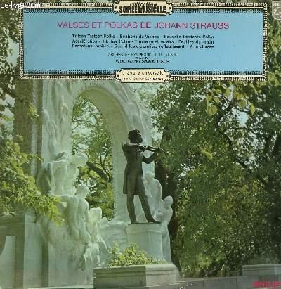 Disque vinyle 33t valses de vienne operette en 3 actes et 7 tableaux johann strauss - Quand tailler les citronniers ...