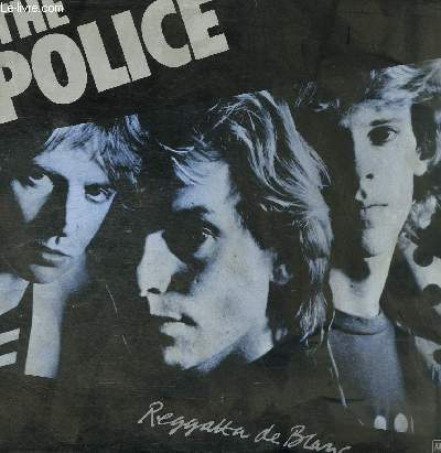DISQUE VINYLE 33T MESSAGE IN A BOTTLE, REGGATTA DE BLANC, IT'S ALRIGHT FOR YOU, BRING ON THE NIGHT, DEATHWISH, WALKING ON THE MOON, ON ANY OTHER SAY, THE BED'S TOO BIG, CONTACT, DOES EVERYONE STARE, NO TIME THIS TIME.