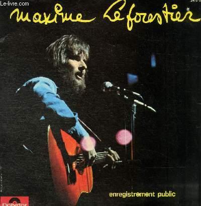 DISQUE VINYLE 33T LA BALLADE DES MARGUERITES, L'EDUCATION SENTIMENTALES, MAI 1968, DIALOGUE, MAUVE, MARIE PIERRE ET CHARLEMAGNE, BALLADE POUR UN TRAITRE, RELAXE, SAN FRANCISCO, ENTRE 14 ET 40 ANS, MOURIR POUR UNE NUIT, MON FRERE.