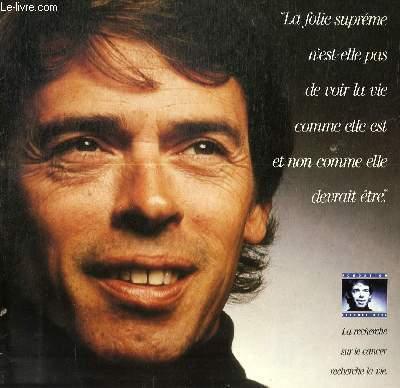 DISQUE VINYLE 33T QUAND ON N'A QUE L4AMOUR, ENTRETIEN, LES COEURS TENDRES, ENTRETIEN, LA QUETE.