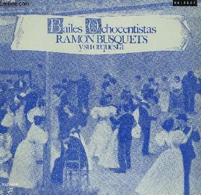 Ramon Busquets Y Su Orquesta Qué Bonito Es El Querer - Claveles Grana