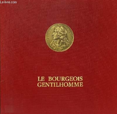 DISQUE VINYLE 33T LE BOURGEOIS GENTILHOMME.