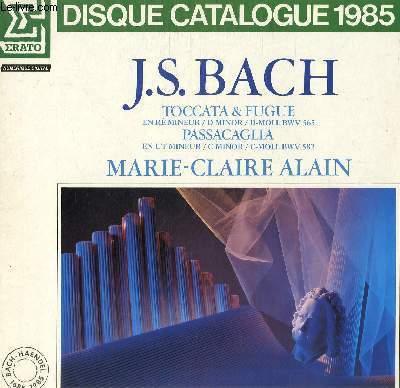 disque vinyle 33t suites pour orchestre nos 3 et 4 jean sebastien bach. Black Bedroom Furniture Sets. Home Design Ideas