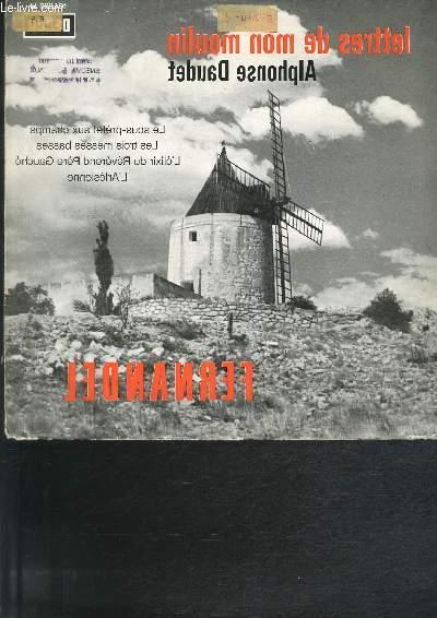 DISQUE VINYLE 33T LE SOUS-PREFET AUX CHAMP, LES TROIS MESSES BASSES, L'ELIXIR DU REVEREND PERE GAUCHE, L'ARLESIENNE.