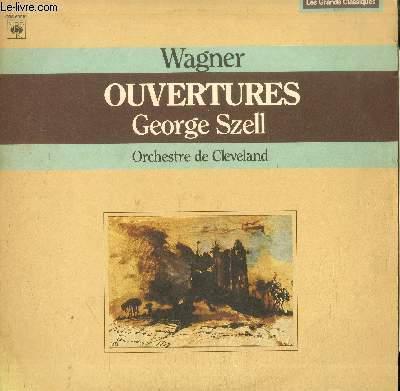 DISQUE VINYLE 33T OUVERTURES-GEORGES SZELL- PRCHESTRE DE CLEVELAND-LES GRANDS CLASSIQUES