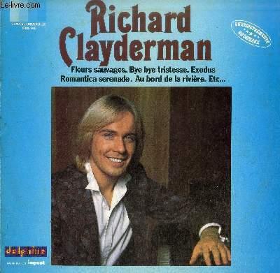 DISQUE VINYLE 33T RICHARD CLAYDERMAN-ENREGISTREMENT ORIGINAUX