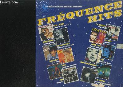 DISQUE VINYLE 33T : FREQUENCE HITS