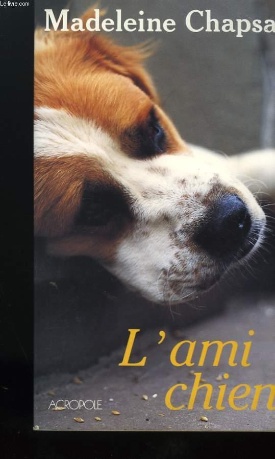 L'AMI CHIEN.