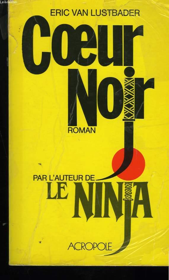 COEUR NOIR.
