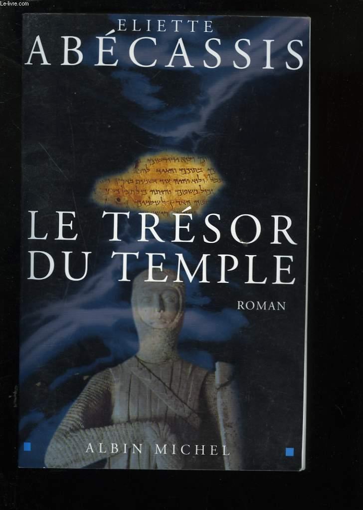 LE TRESOR DU TEMPLE.