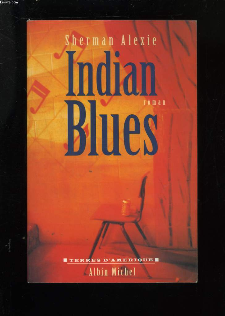 INDIAN BLUES.
