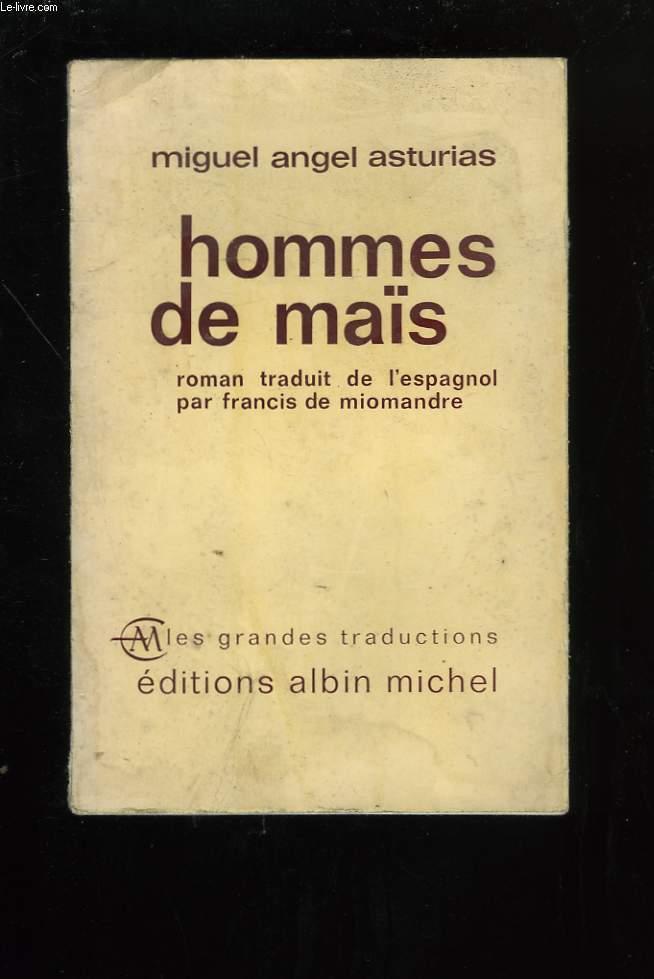 HOMMES DE MAIS.
