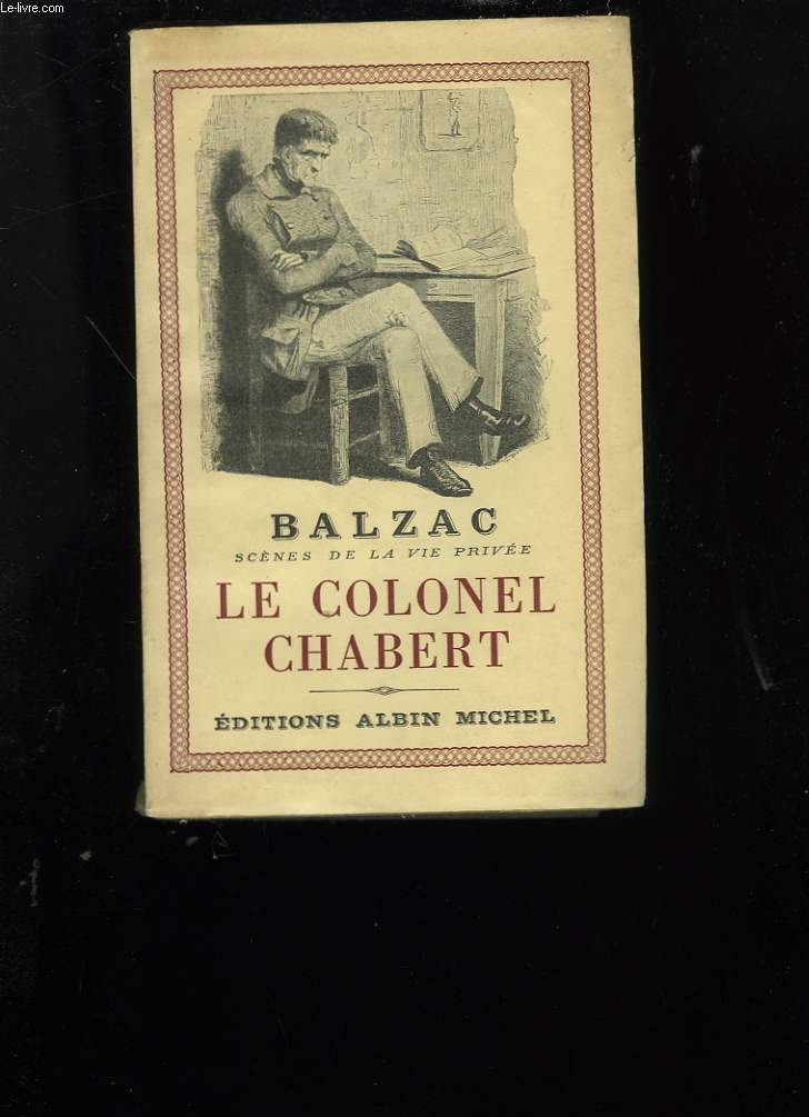 LE COLONEL CHABERT.