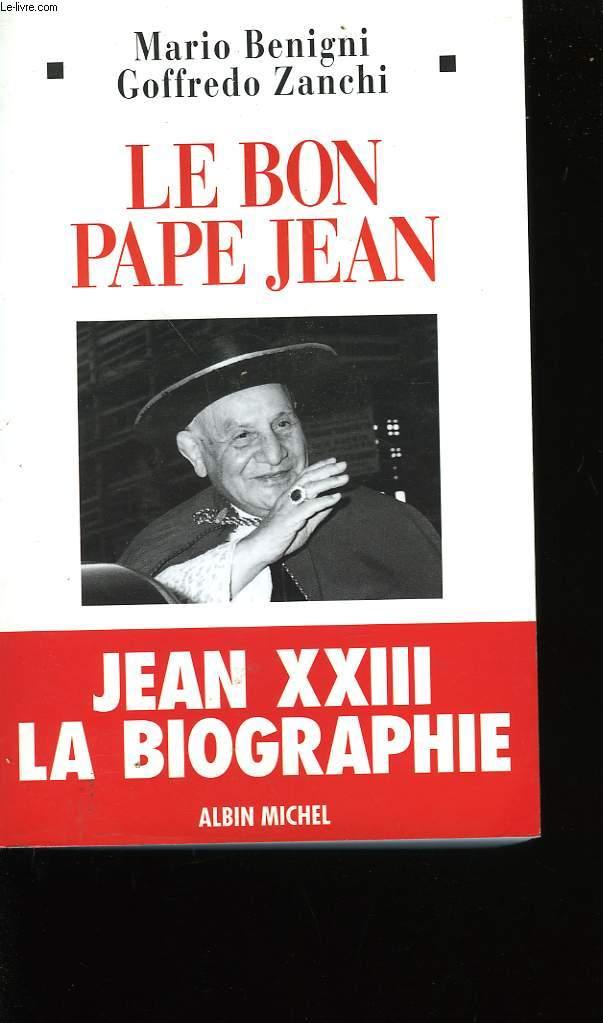 LE BON PAPE JEAN.