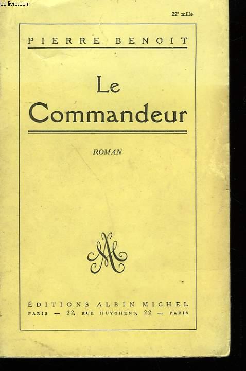LE COMMANDEUR.
