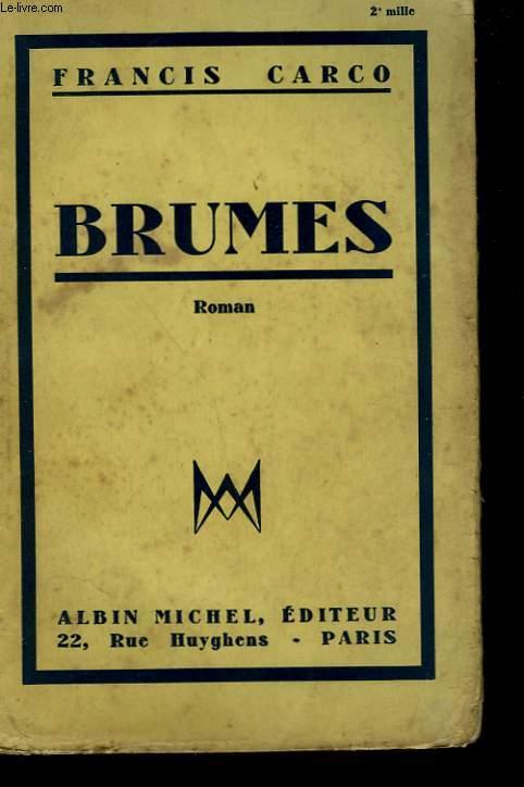 BRUMES.