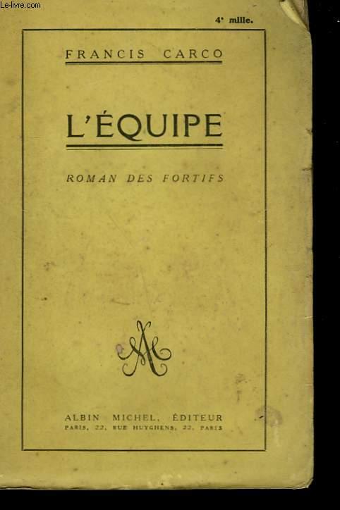 L'EQUIPE.