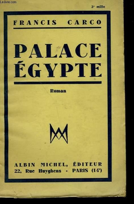 PALACE EGYPTE.