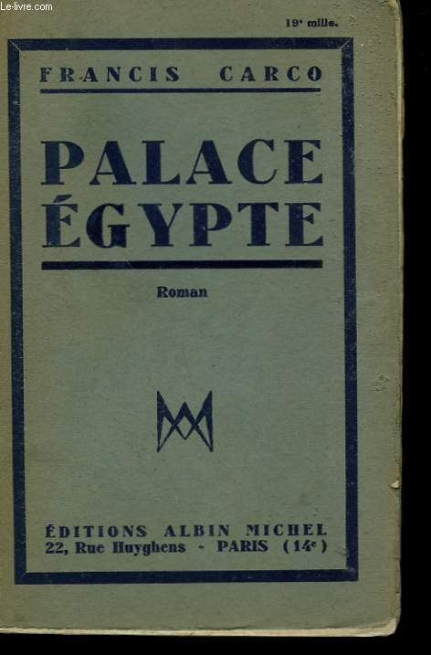 PALACE EGYPTE.