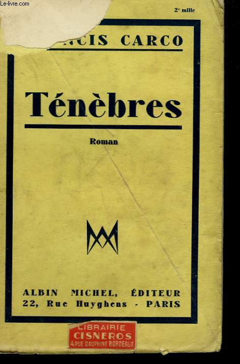 TENEBRES.