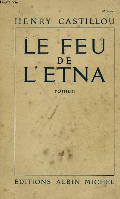 LE FEU DE L'ETNA.