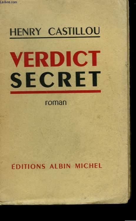VERDICT SECRET.