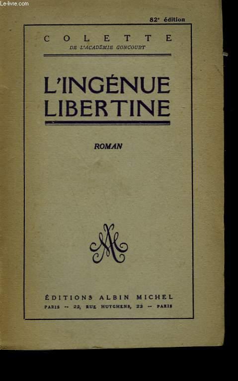 L'INGENUE LIBERTINE.
