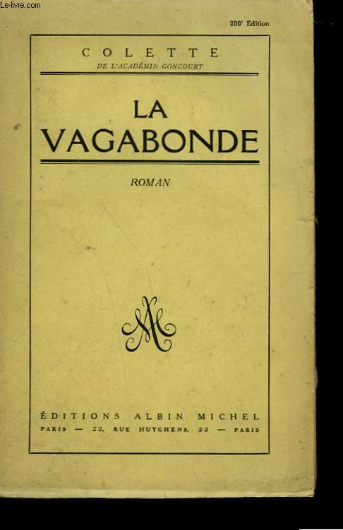 LA VAGABONDE.