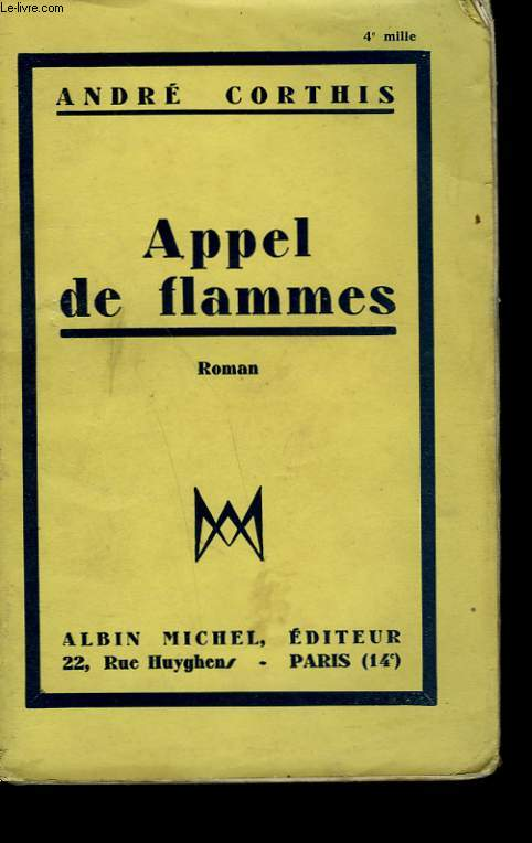 APPEL DE FLAMMES.