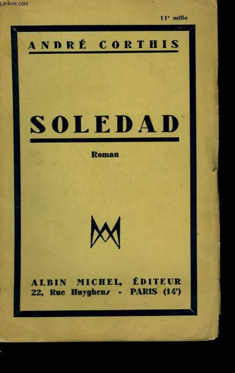 SOLEDAD.