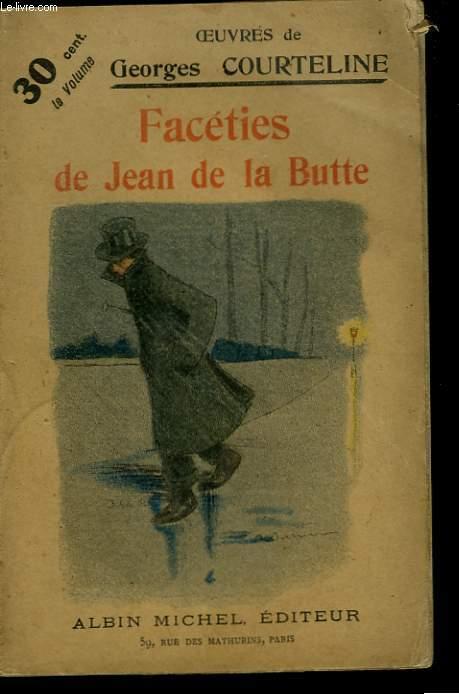 FACETIES DE JEAN DE LA BUTTE. N° 24.