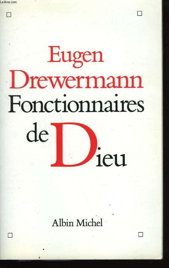 FONCTIONNAIRES DE DIEU.