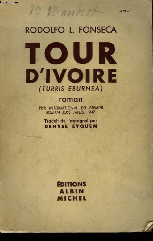 TOUR D'IVOIRE.