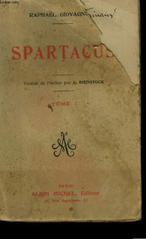 SPARTACUS. TOME 1.