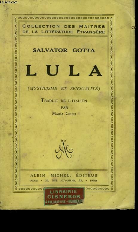 LULA.