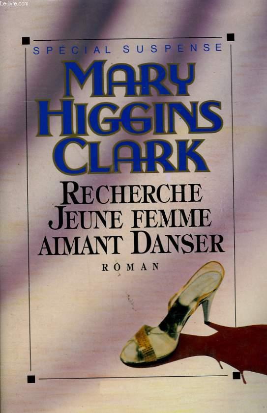 RECHERCHE JEUNE FEMME AIMANT DANSER.